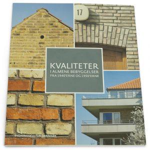 Bog om Kvaliteter i almene bebyggelser fra 1940erne og 1950erne