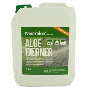 Algefjerner fra Neutralon i 5 liters beholder