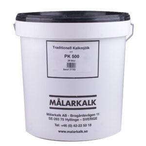 Målarkalk kalkmælk til kalkning af facader