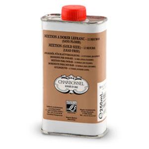 Guldgrund Lefranc oliebaseret 75 ml