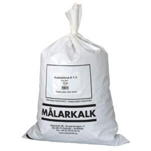 Kulekalk mørtel i sæk af 25 kg