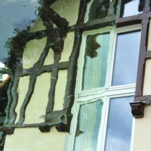 restauro waldglas grønlig vinduesglas