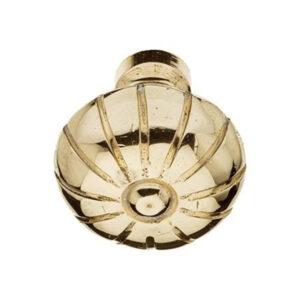 Umbrella møbelhank (møbelknop) i støbt messing