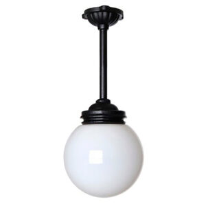 Gårdlampe hængende 42 cm