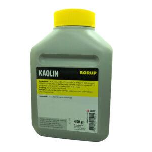 Kaolin eller Pibeler til hvidtning af gulve i forbindelse med sæbevask og behandling