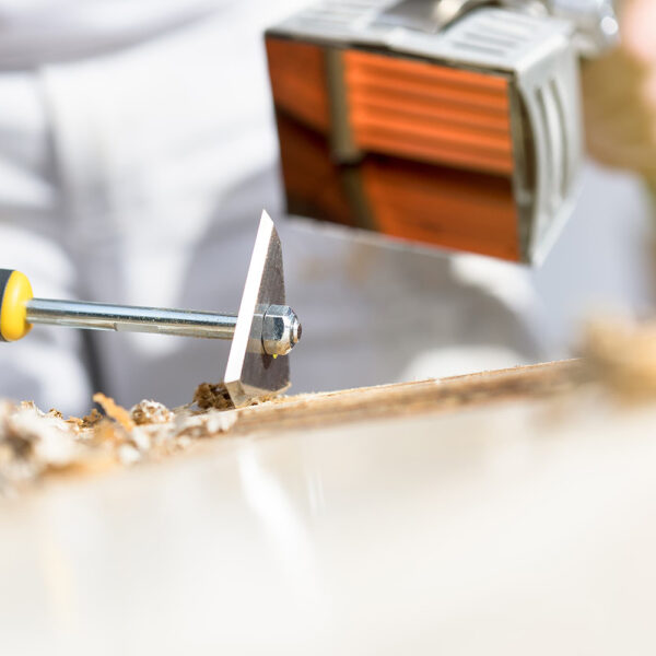 Speedheater panelskraber