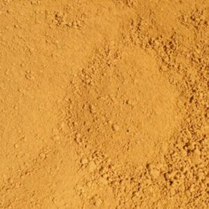 Pigment farve guldokker