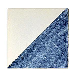 hollandske fliser hjørnemotiv diagonal blå hvid blå TF-D1