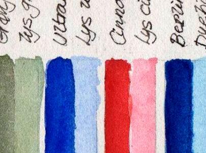 Klassisk farvesætning