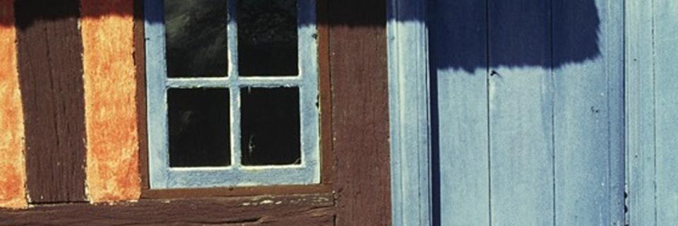 Vedligeholdelse af linoliemalede vinduer